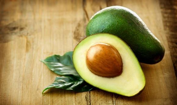 tropische vruchten avocado