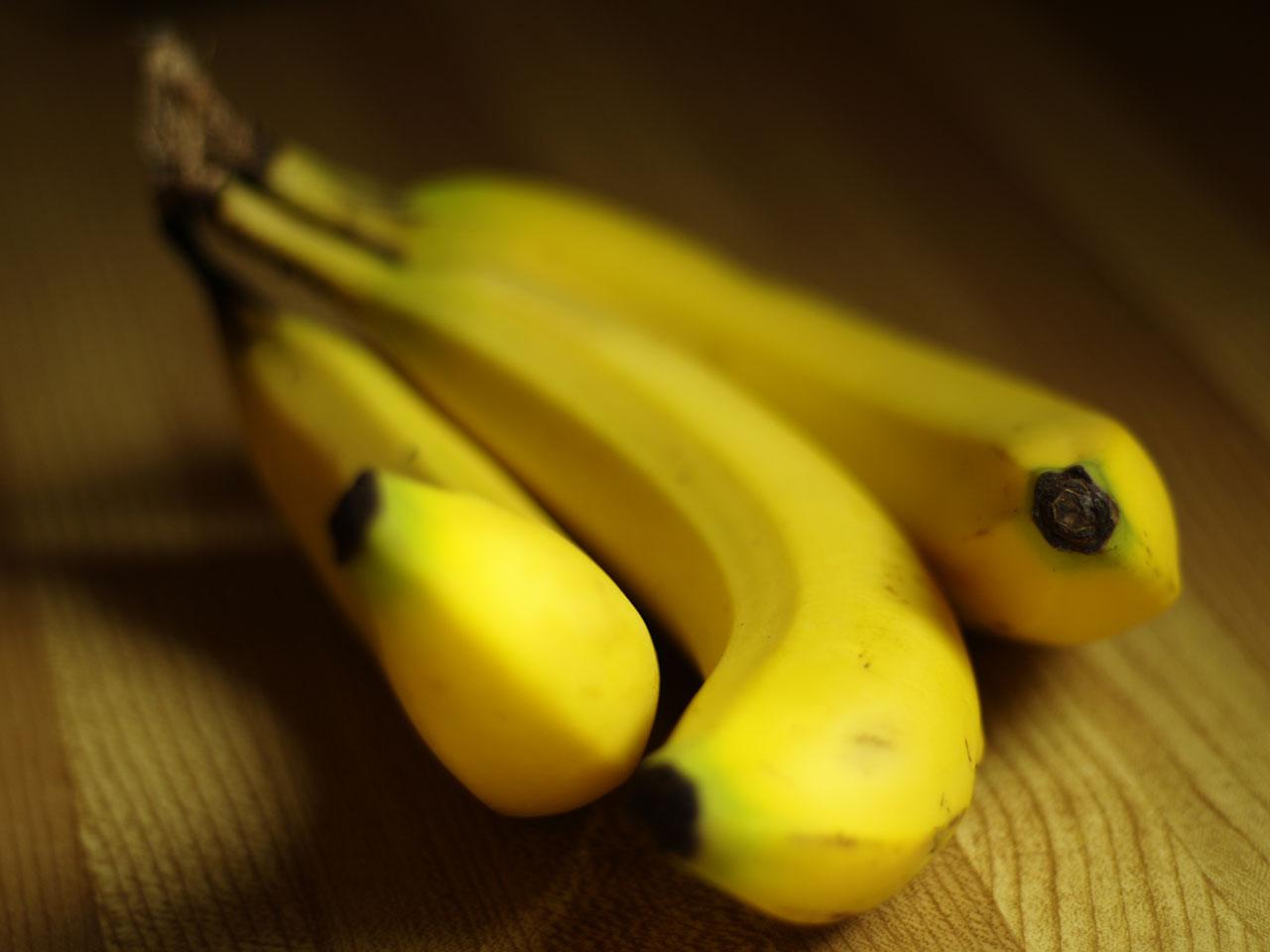 tropische vruchten banaan