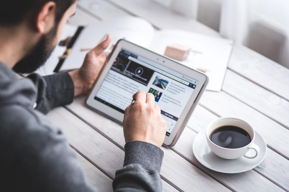 hoe lees je een blog