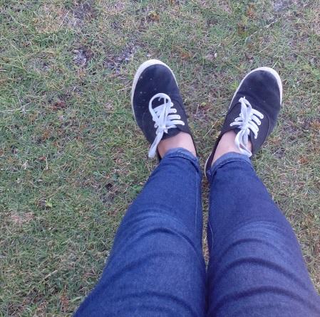 dochter verslaafd aan schoenen