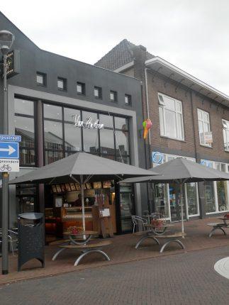 cafetaria en lunchroom van Hulzen