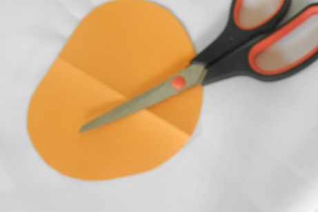 DIY voor kinderen pompoen 2