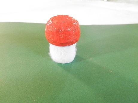 DIY voor kinderen paddenstoel maken 2