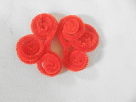 DIY voor kinderen pijpenrager bloem maken 3