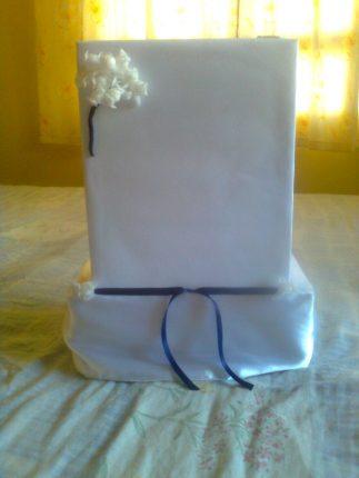 DIY enveloppendoos zelf maken