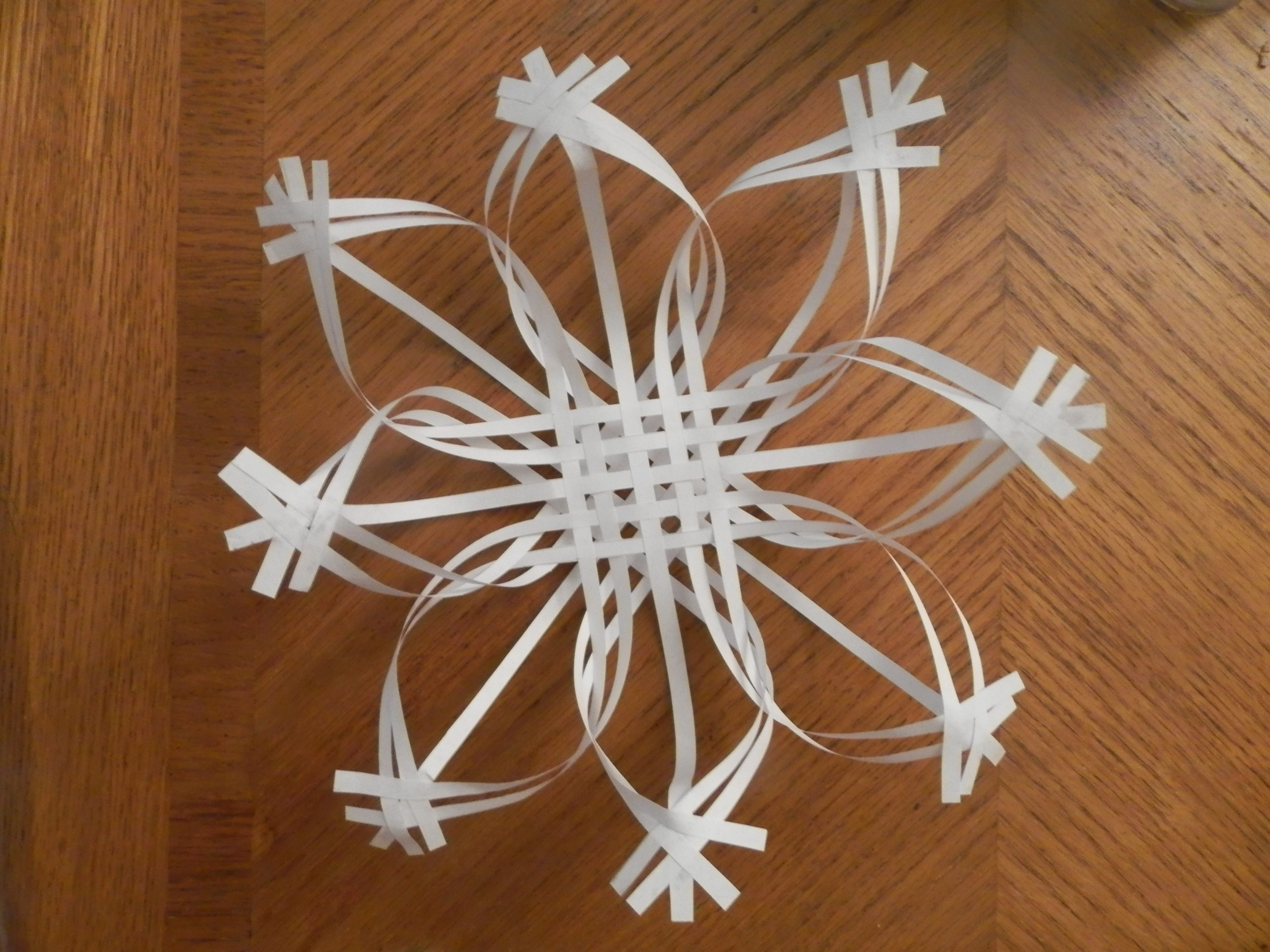 DIY tutorial 3D sneeuwster maken