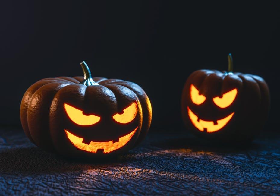 herfst knutselen pompoen lantaarn maken