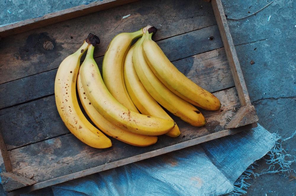 omas huishoudtips bananen