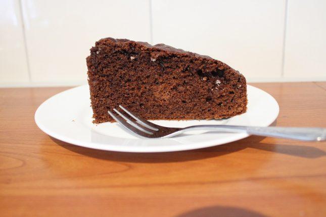 recept luchtige chocoladecake