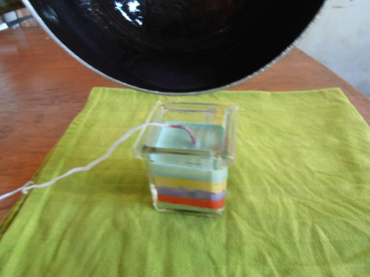 regenboog kaars maken 003