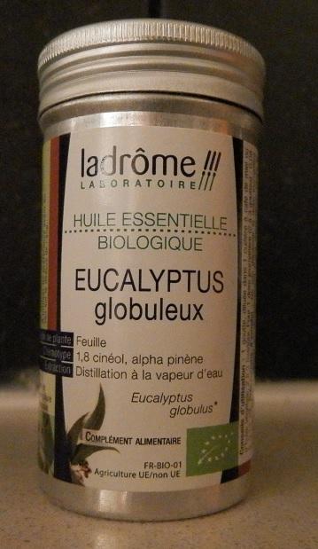 zelf vicks maken eucalytpus