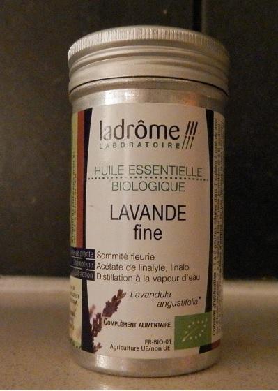 zelf vicks maken lavendel