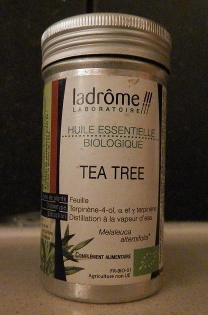 zelf vicks maken tea tree