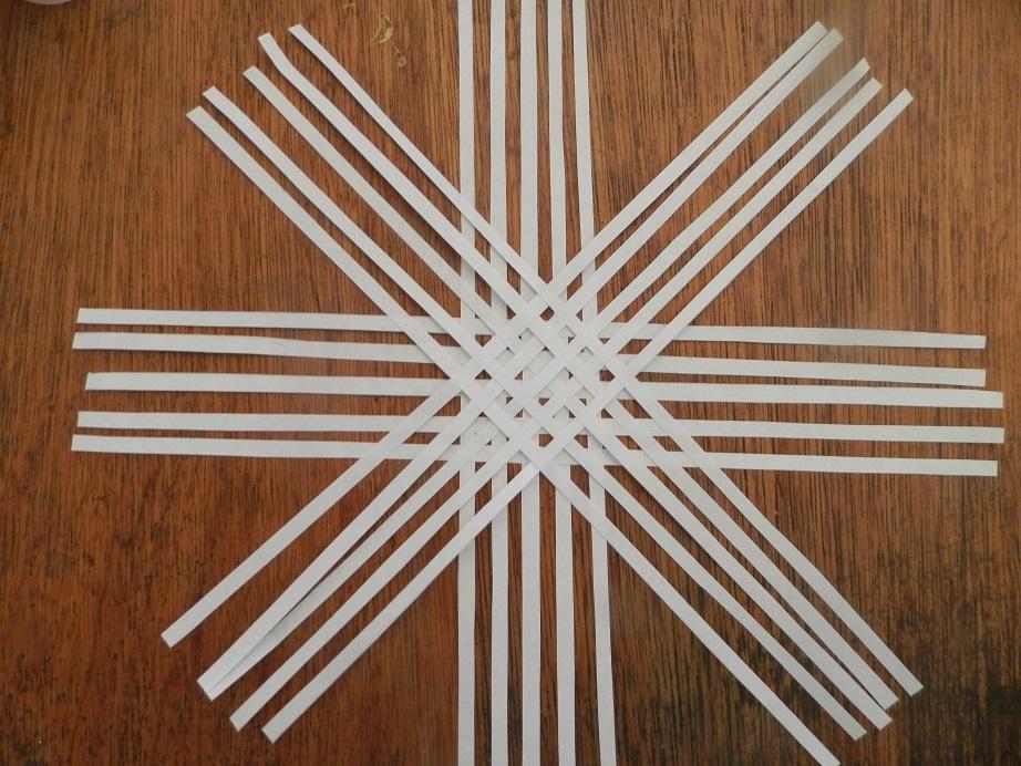 DIY tutorial 3D sneeuwster maken 5