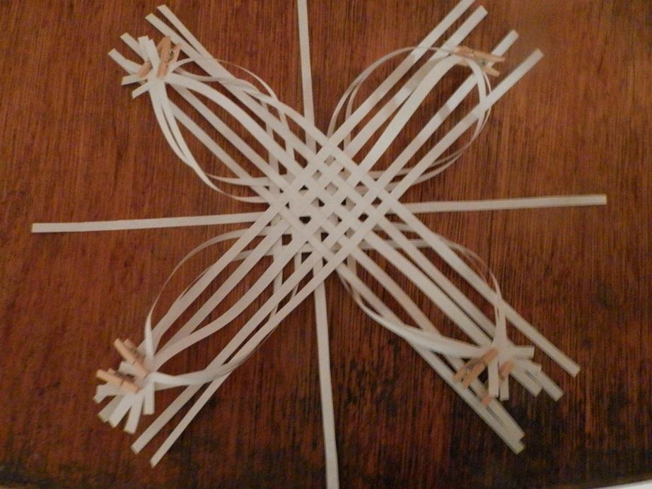 DIY tutorial 3D sneeuwster maken 8