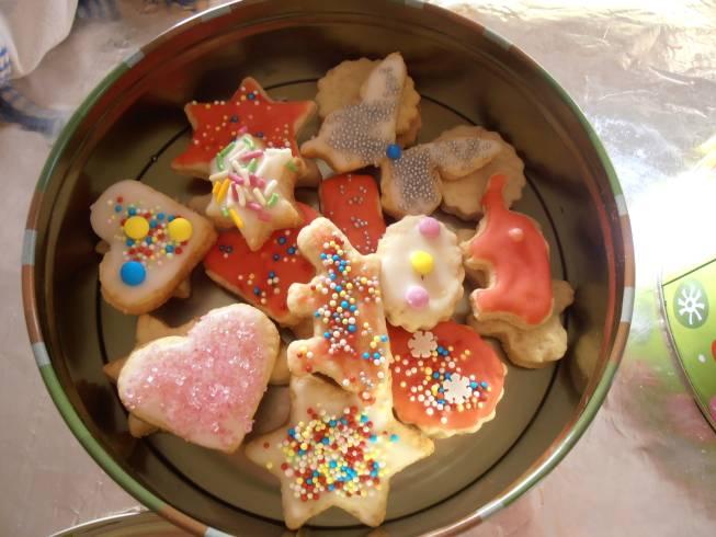 traditionele kerstmaaltijden europese landen kerstkoekjes