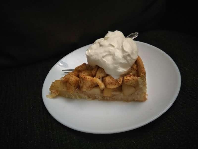 Eenvoudig recept ouderwetse appeltaart