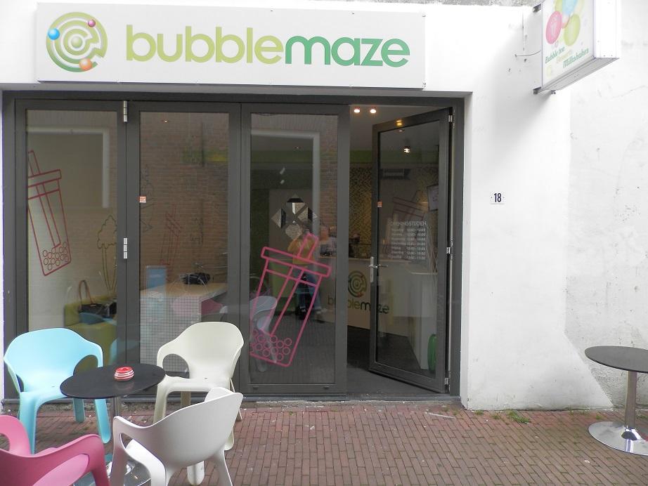 Bubble Maze Arnhem