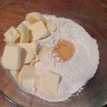 recept eenvoudige hartige cupcakes deeg