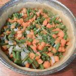 recept eenvoudige hartige cupcakes groente