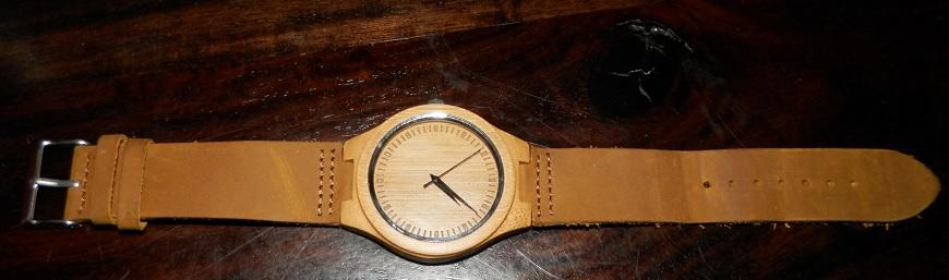 review houten sieraden creative use of technology houten horloge