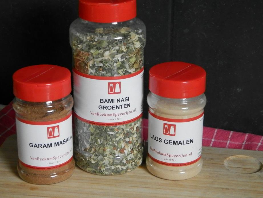 review van beekum specerijen buitenlandse kruiden