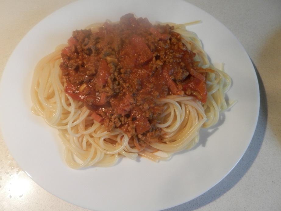 review van beekum specerijen spaghetti