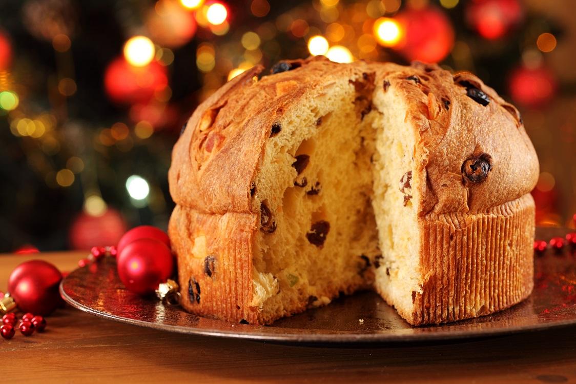 traditionele kerstmaaltijd europese landen panettone