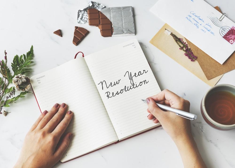 12 Goede voornemens die wel haalbaar zijn