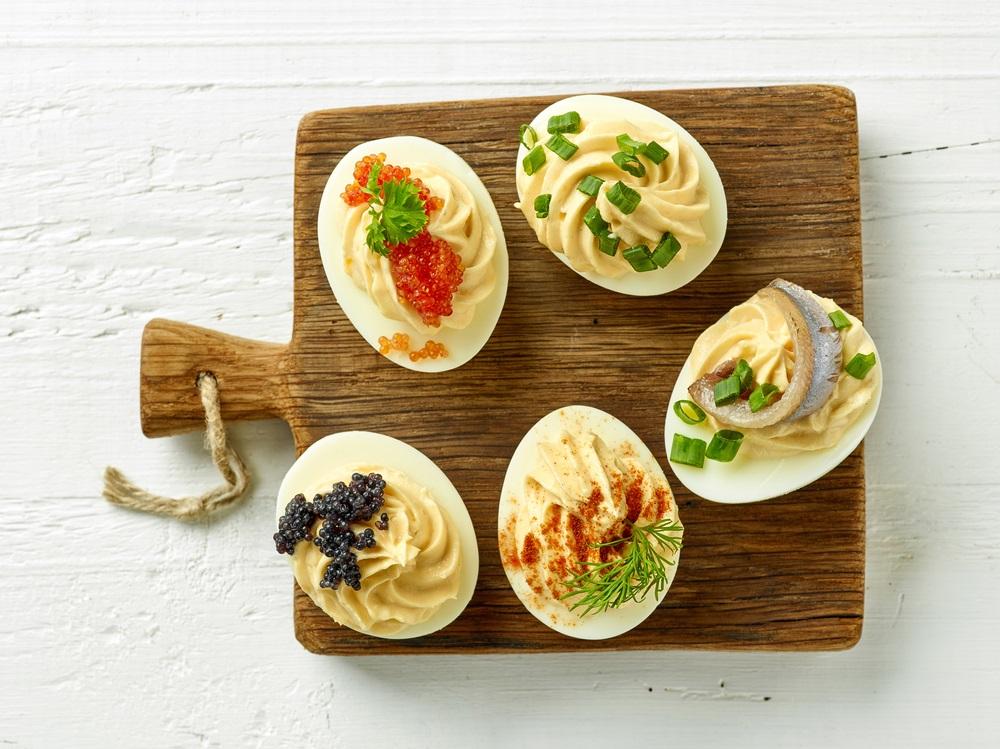 Gevulde eieren tips trucs en recepten