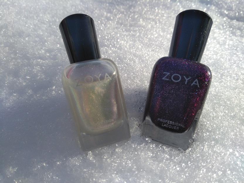 review zoya nagellak big10free sneeuw