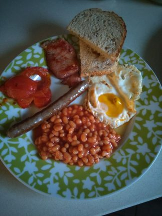 Het Engelse ontbijt