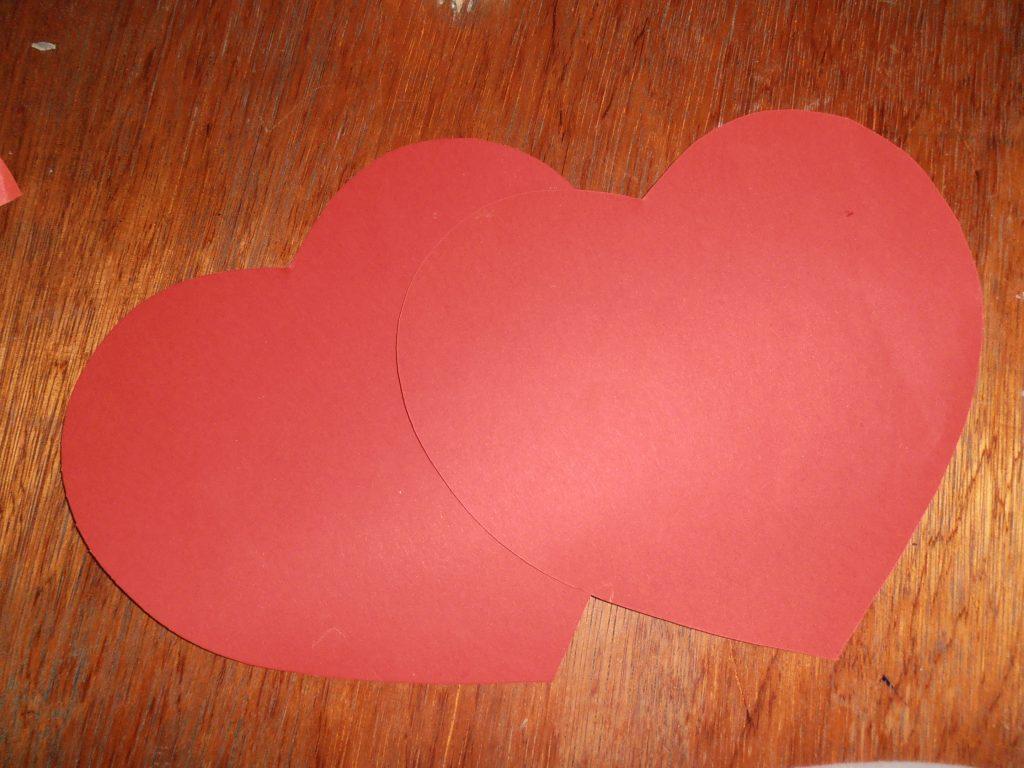 DIY hartjesdoos voor Valentijn 2