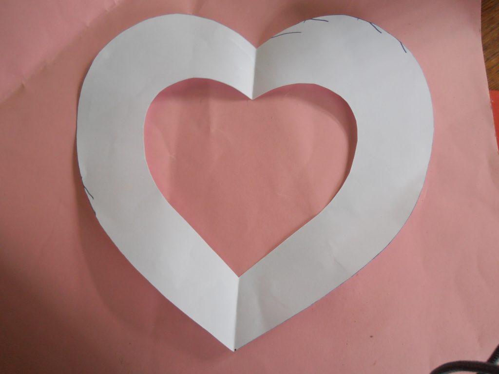 DIY hartjesdoos voor Valentijn 4