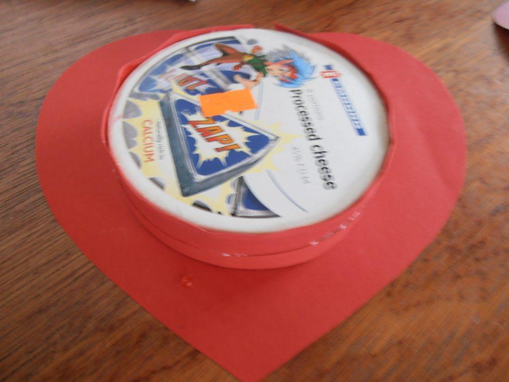 DIY hartjesdoos voor Valentijn 3