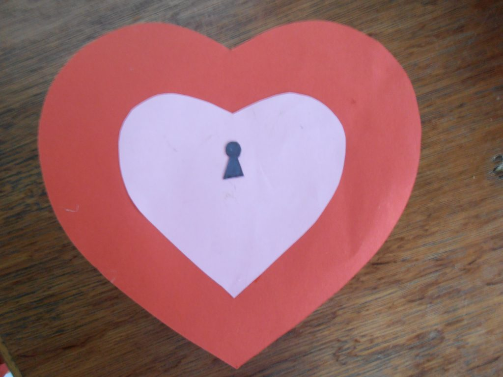 DIY hartjesdoos voor Valentijn 6