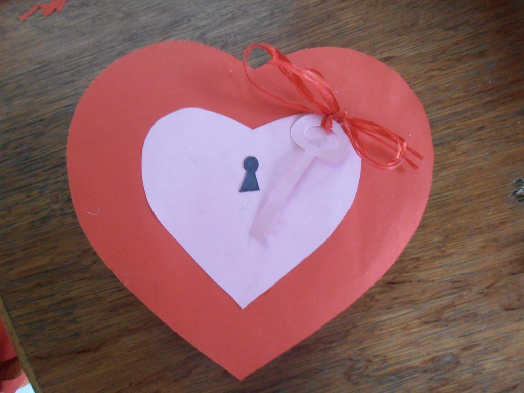 DIY hartjesdoos voor Valentijn 8