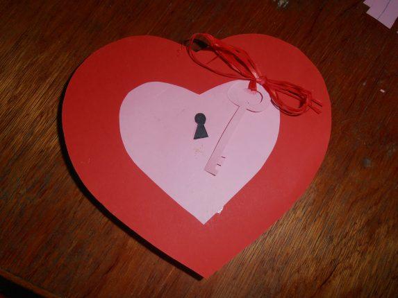 DIY Hartjesdoos voor Valentijn