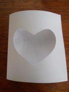 DIY Valentijnskaart maken voor je geliefde 1