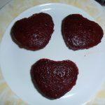 Valentijn recept red velvet whoopie hartjes 2