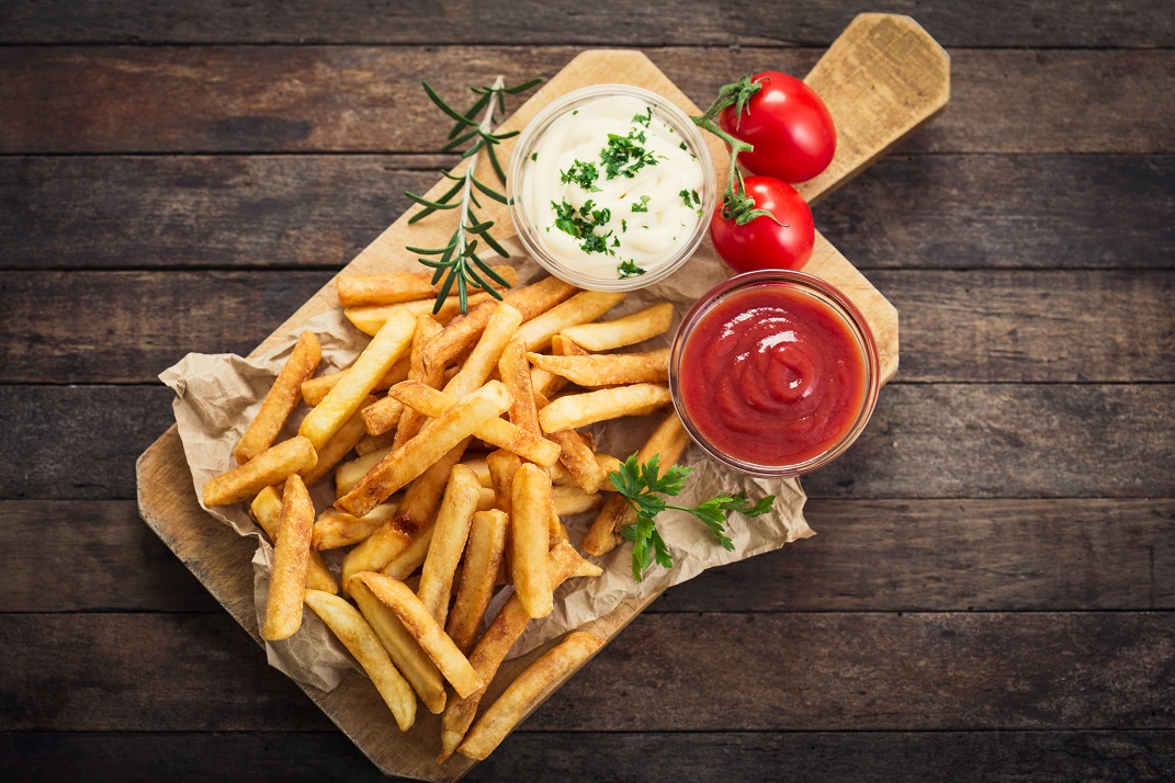alles over patat frites
