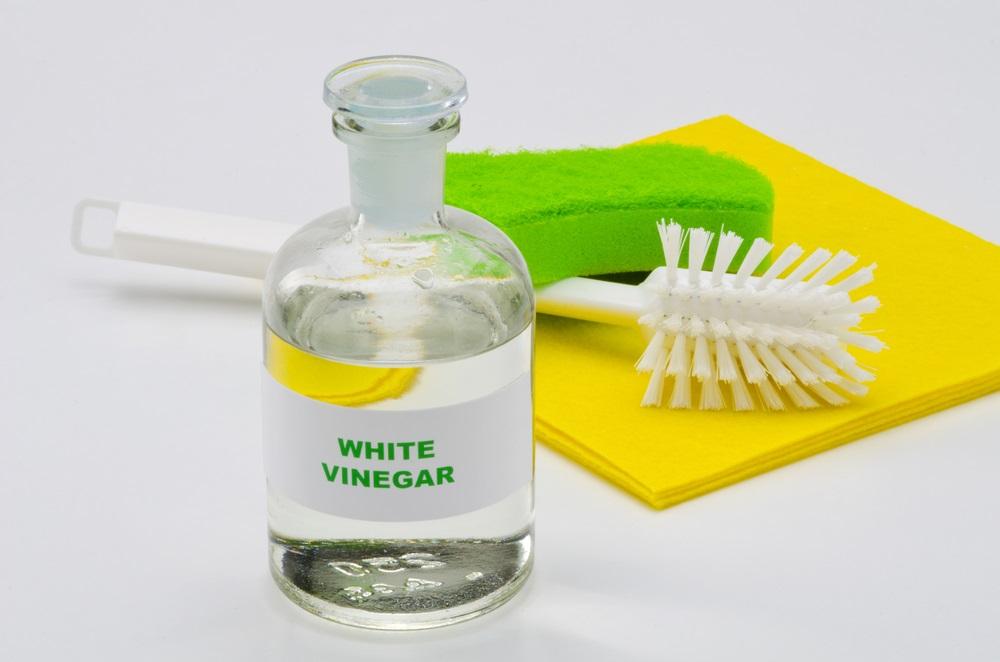 het wondermiddel azijn schoonmaak