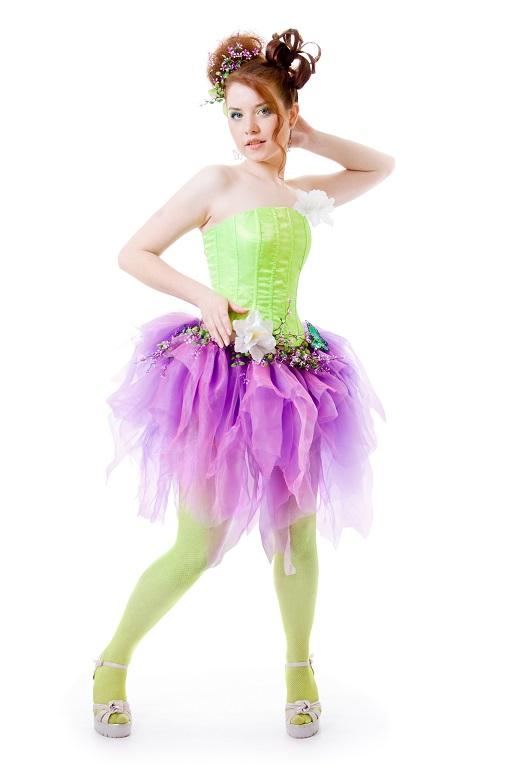 last minute DIY low budget carnaval kostuums tutu