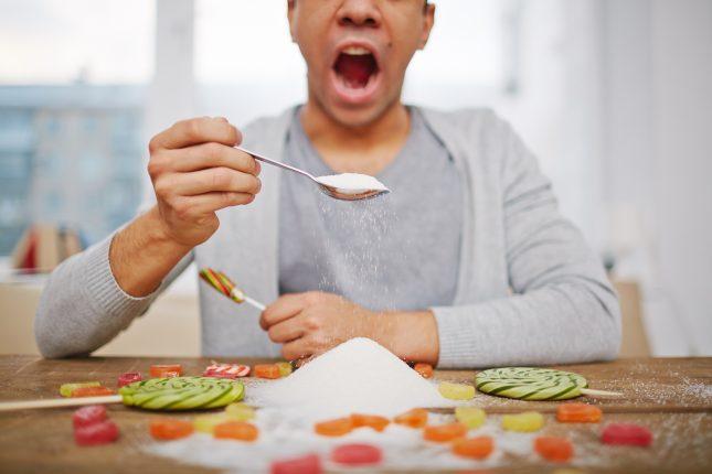 5 tekenen dat je te veel suiker eet