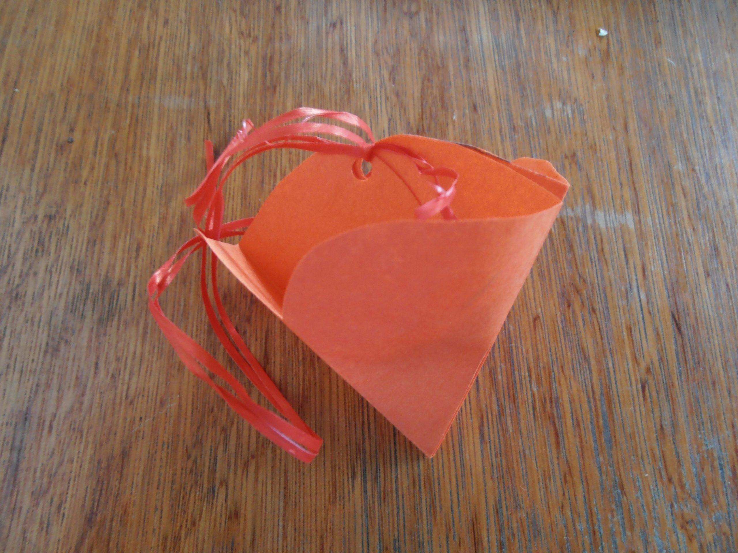DIY Valentijn hartjeshanger