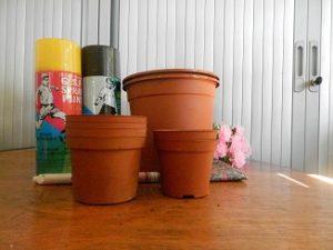 DIY Minion bloempot knutselen 1