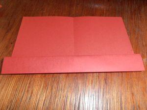 Valentijn DIY origami hartje 2