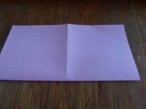 Valentijn DIY origami hartje 3
