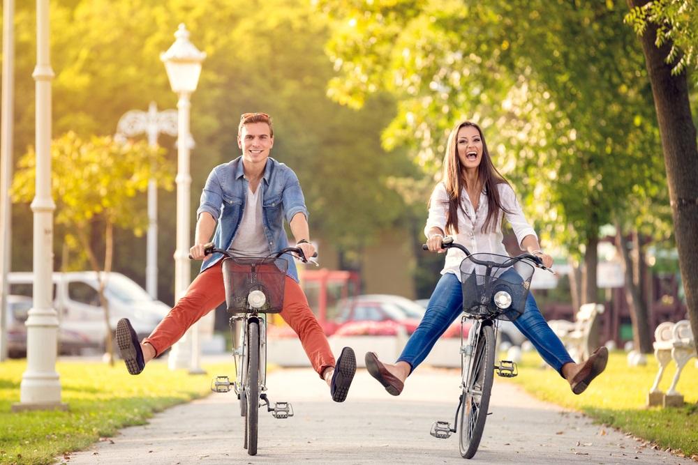 8 redenen waarom je meer moet fietsen 1