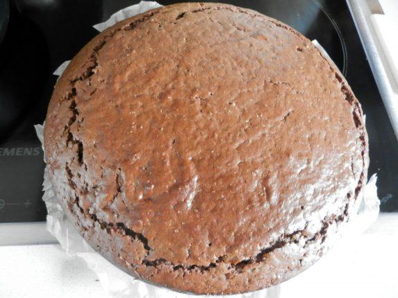 recept vegan chocolade taart